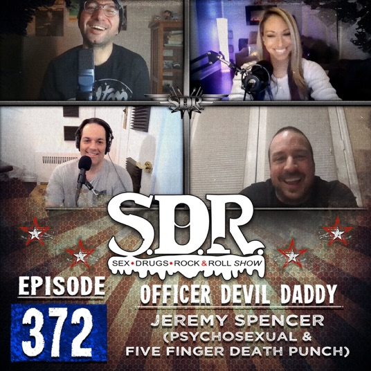 Jeremy Spencer (Psychosexual & FFDP) – Officer Devil Dadd‪y‬
