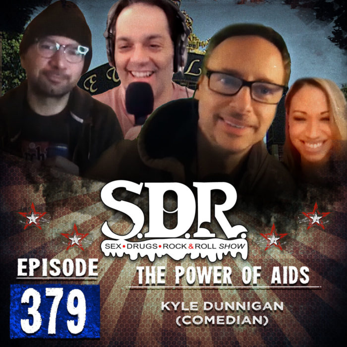 Kyle Dunnigan (Comedian) – The Power Of AIDS