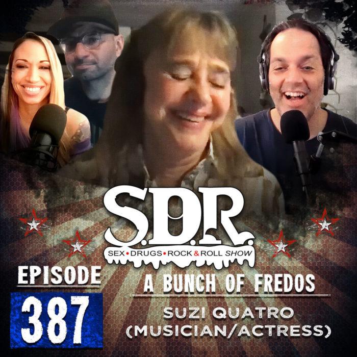 Suzi Quatro (Musician/Actress) – A Bunch Of Fredos