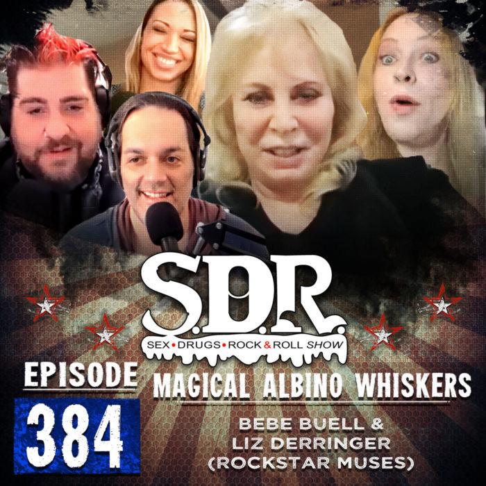 Bebe Buell & Liz Derringer (Rockstar Muses) – Magical Albino Whiskers