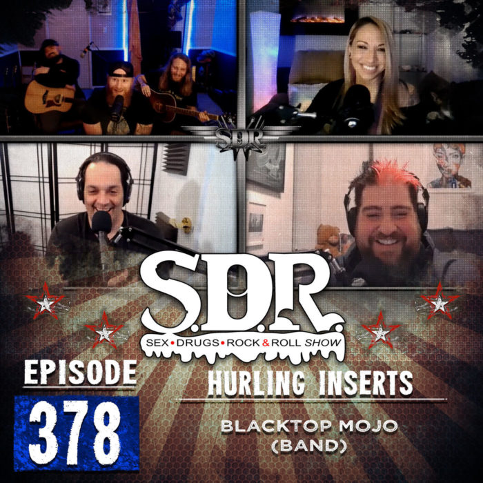 Blacktop Mojo (Band) – Hurling Inserts