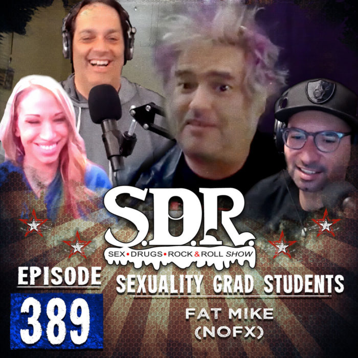 Fat Mike (NOFX) – Sexuality Grad Students