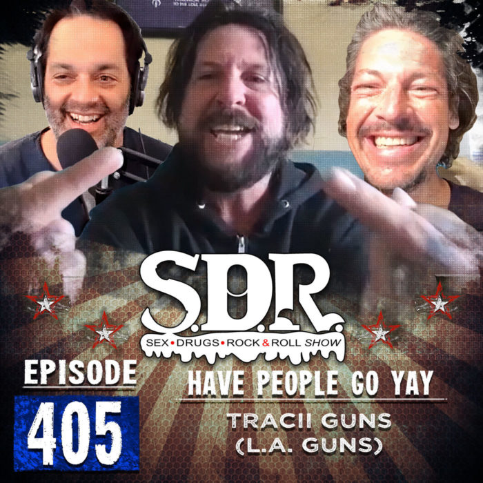 Tracii Guns (L.A. Guns) - Have People Go Yay