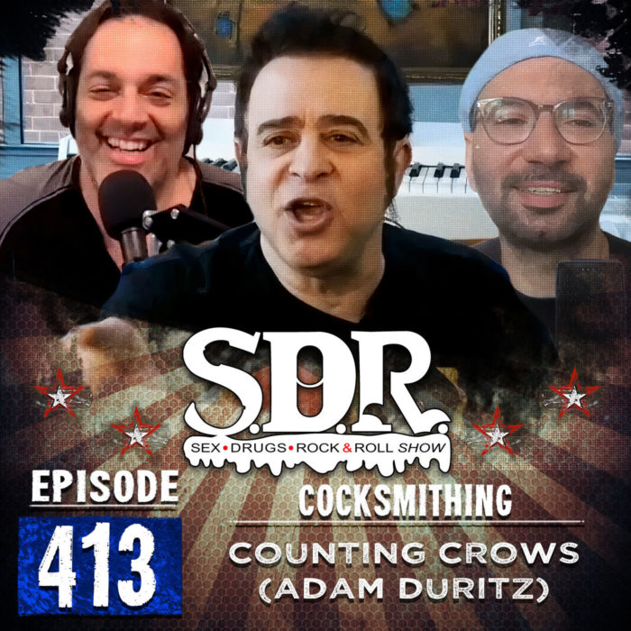Counting Crows (Adam Duritz) – Cocksmithing