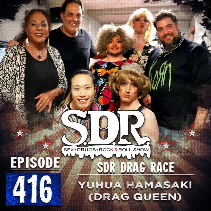Yuhua Hamasaki (Drag Queen) - SDR Drag Race