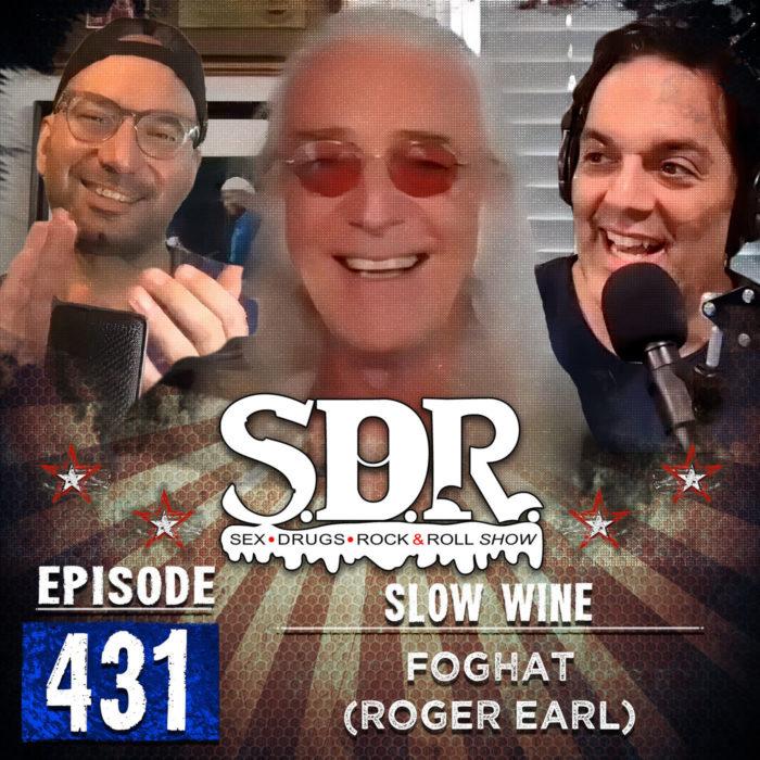 Foghat (Roger Earl) – Slow Wine